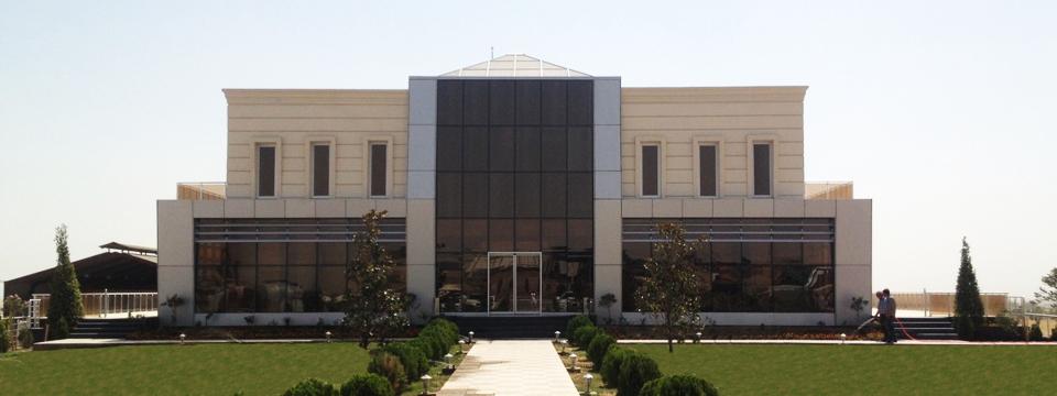 Lanaz Rafineri Yönetim Binası