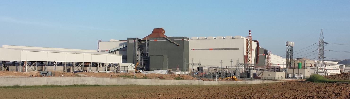 Mass Global Steel Factory (Tefirom Construction)
